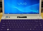 Sony VAIO Notebook White